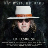 RAY WYLIE HUBBARD - CO-STARRING CD