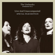 UNTHANKS - DIVERSIONS VOL.5: LIVE AND UNACCOMPANIED VINYL