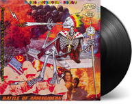 LEE SCRATCH PERRY &  THE UPSETTERS - BATTLE OF ARMAGIDEON VINYL