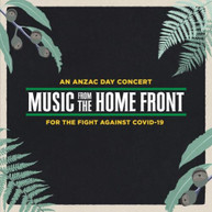 VARIOUS ARTISTS - MUSIC FROM THE HOME FRONT * (2CD) CD