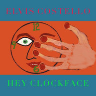 ELVIS COSTELLO - HEY CLOCKFACE * CD