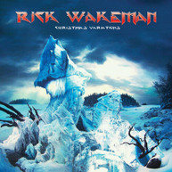 RICK WAKEMAN - CHRISTMAS VARIATIONS VINYL