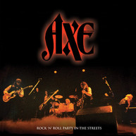 AXE - ROCK N' ROLL PARTY IN THE STREETS VINYL