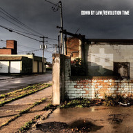 DOWN BY LAW - REVOLUTION TIME CD