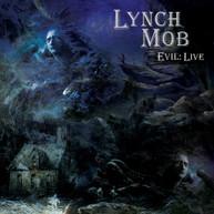 LYNCH MOB - EVIL: LIVE CD