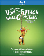 HOW THE GRINCH STOLE CHRISTMAS BLURAY