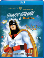 SPACE GHOST & DINO BOY: TCS BLURAY