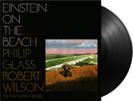 PHILIP GLASS / ROBERT  WILSON - EINSTEIN ON THE BEACH VINYL