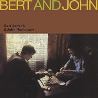BERT JANSCH / JOHN  RENBOURN - BERT & JOHN CD
