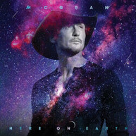 TIM MCGRAW - HERE ON EARTH VINYL