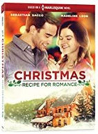 CHRISTMAS RECIPE FOR ROMANCE DVD