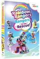 RAINBOW RANGERS: RANGERS TO THE RESCUE DVD