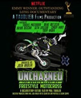 UNCHAINED: UNTOLD STORY OF FREESTYLE MOTOCROSS BLURAY