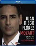 MOZART /  FLOREZ / MINASI - JUAN DIEGO FLOREZ BLURAY