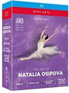 ART OF NATALIA OSIPOVA / VARIOUS BLURAY