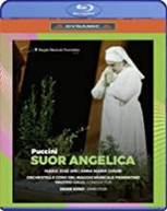 PUCCINI /  KRIEF - SUOR ANGELICA BLURAY