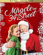 MIRACLE ON 34TH STREET (1947) BLURAY