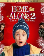 HOME ALONE 2: LOST IN NEW YORK BLURAY