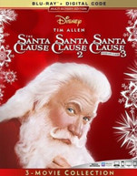 SANTA CLAUSE: 3 -MOVIE COLLECTION BLURAY