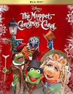 MUPPETS CHRISTMAS CAROL BLURAY