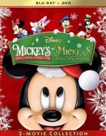MICKEY'S ONCE /  TWICE UPON A CHRISTMAS: 2 -MOVIE BLURAY
