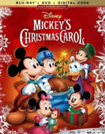 MICKEY'S CHRISTMAS CAROL BLURAY