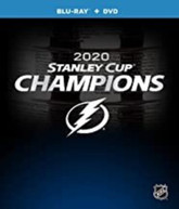 TAMPA BAY LIGHTNING: 2020 STANLEY CUP CHAMPIONS BLURAY