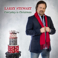 LARRY STEWART - EVERYDAY IS CHRISTMAS CD