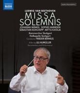BEETHOVEN /  BERNIUS / KAMMERCHOR STUTTGART - MISSA SOLEMNIS BLURAY