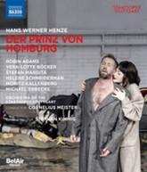 HENZE /  MEISTER - DER PRINZ VON HOMBURG BLURAY
