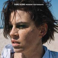 KING /  THOMPSON - MODERN YESTERDAYS VINYL
