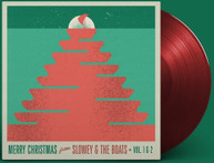 SLOWEY &  THE BOATS - MERRY CHRISTMAS FROM SLOWEY & THE BOATS VOL 1 & VINYL