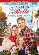 FARMER & THE BELLE: SAVING SANTALAND DVD