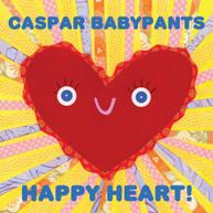 CASPAR BABYPANTS - HAPPY HEART! CD