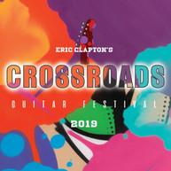 ERIC CLAPTON - ERIC CLAPTON'S CROSSROADS GUITAR FESTIVAL 2019 BLURAY