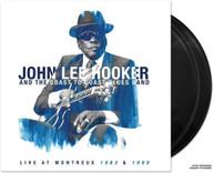 JOHN LEE HOOKER &  THE COAST TO COAST BLUES BAND - LIVE AT MONTREUX VINYL