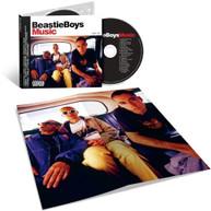 BEASTIE BOYS - BEASTIE BOYS MUSIC CD