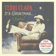 TERRI CLARK - IT'S CHRISTMAS: CHEERS CD