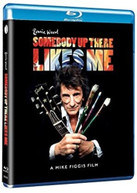 RONNIE WOOD - SOMEBODY UP THERE LIKES ME - BLURAY