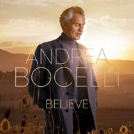 ANDREA BOCELLI - BELIEVE VINYL