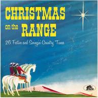 CHRISTMAS ON THE RANGE: 26 FESTIVE / VARIOUS CD