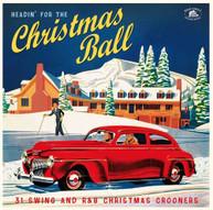 HEADIN' FOR THE CHRISTMAS BALL: 31 SWING / VARIOUS CD