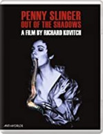 PENNY SLINGER: OUT OF THE SHADOWS BLURAY