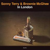 SONNY TERRY / BROWNIE  MCGHEE - IN LONDON VINYL