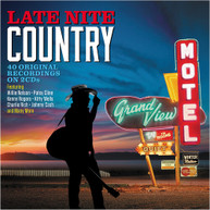 LATE NITE COUNTRY / VARIOUS CD