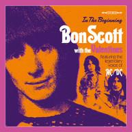 BON SCOTT /  VALENTINES - IN THE BEGINNING... CD