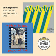 HEPTONES - BACK ON TOP + IN A DANCEHALL STYLE CD