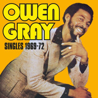 OWEN GRAY - SINGLES 1969-1972 CD