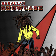 RAS ALLAH - SHOWCASE CD