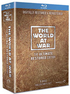 THE WORLD AT WAR - THE ULTIMATE RESTORED EDITION [UK] BLU-RAY